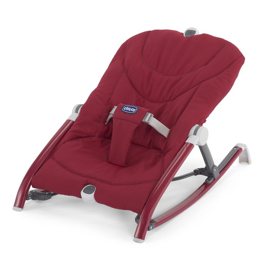 transat b b pocket relax rouge de chicco sur allob b. Black Bedroom Furniture Sets. Home Design Ideas