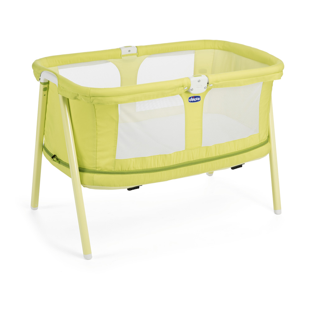 berceau b b lullago zip lemon drop de chicco sur allob b. Black Bedroom Furniture Sets. Home Design Ideas