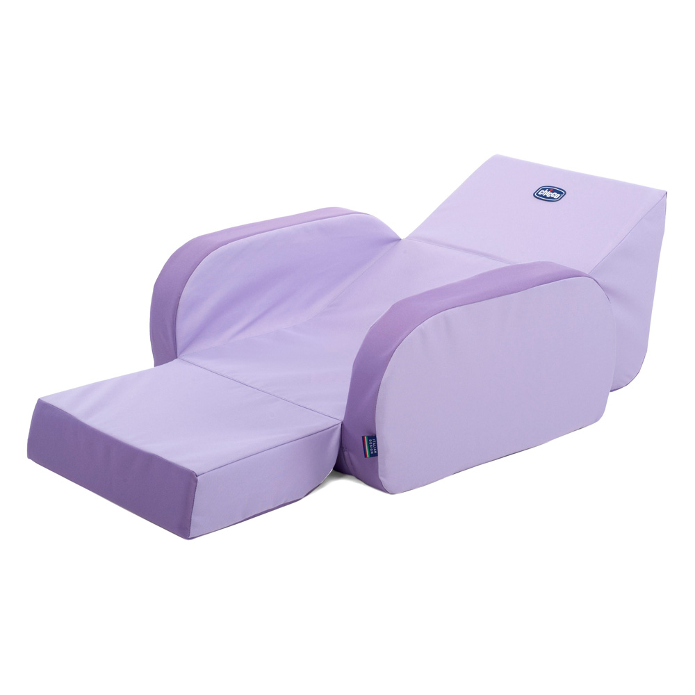 chicco fauteuil twist lilla