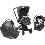 Poussette trio i move top anthracite black pas cher
