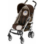 Poussette canne liteway brown pas cher