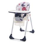 Chaise haute bébé polly easy marine