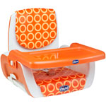 Rehausseur  de table mode orange pas cher
