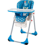 Chaise haute polly 2 en 1 baby world pas cher