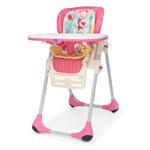 Chaise haute bébé polly 2 en 1 marine pas cher