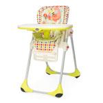 Chaise haute bébé polly 2 en 1 sunny pas cher