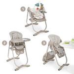 Chaise haute bébé polly magic mirage pas cher