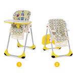 Chaise haute bébé polly 2 en 1 energy pas cher