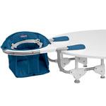 Siège de table 360° deep blue pas cher