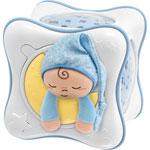 Veilleuse bébé cube arc en ciel bleu first dreams