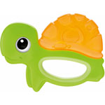 Hochet de dentition rafraîchissant tortue