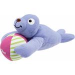 Jouet de bain phoque vibrant nageur pas cher