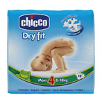 Couches dry fit maxi taille 4  8-18 kg  de Chicco