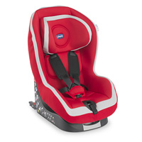Siège auto go-one isofix red - groupe 1