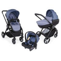 Pack poussette trio best friend comfort avio