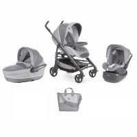 Pack poussette trio love motion elegance