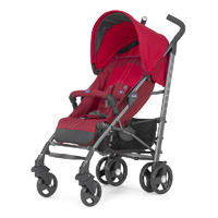 Poussette canne liteway 2 red