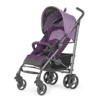 Poussette canne liteway 2 purple