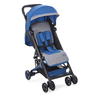Poussette canne minimo power blue