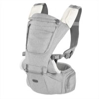 Porte bébé hip seat titanium