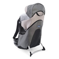 Porte bébé finder dove grey