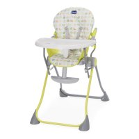 Chaise haute bébé pocket meal green apple