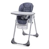Chaise haute bébé polly easy denim