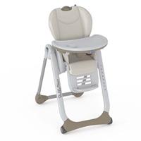 Chaise haute bébé polly 2 start caramel