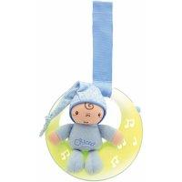 Veilleuse bébé musicale petite lune bleu first dreams