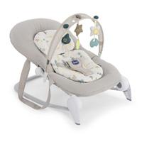 Transat bébé hoopla grey