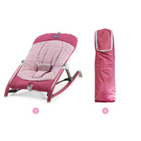 Transat bébé pocket relax lollipop