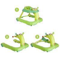 Trotteur bébé 1 2 3 green
