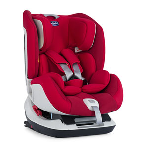 Chicco Siège auto seat-up red - groupe 0+/1/2