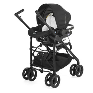 Chicco Pack poussette trio sprint black night