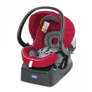 Chicco Pack poussette trio activ3 top red berry