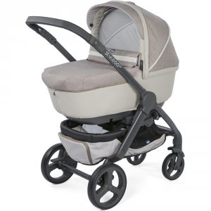 Chicco Pack poussette trio stylego up beige
