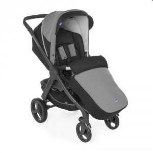 Chicco Pack poussette trio stylego up jet black