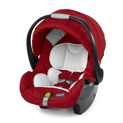 Siège auto key fit red - groupe 0+ Chicco