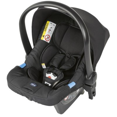 Siège auto coque kaily black - groupe 0+ Chicco