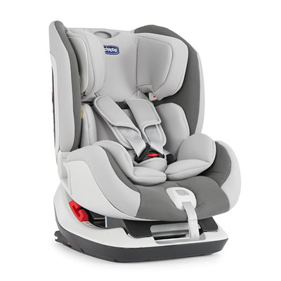Siège auto seat up grey - groupe 0+/1/2 Chicco