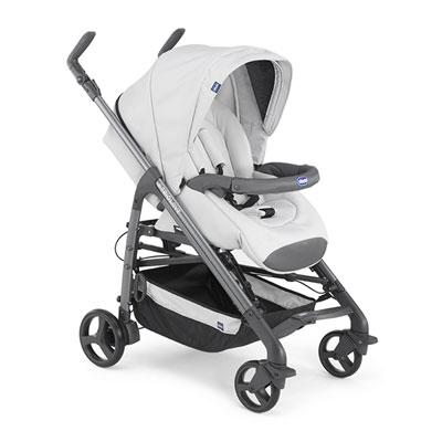 Pack poussette trio love 2016 grey Chicco