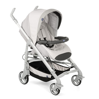 Pack poussette trio love motion sandshell Chicco