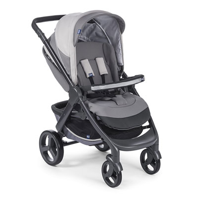 Pack poussette trio stylego elegance Chicco