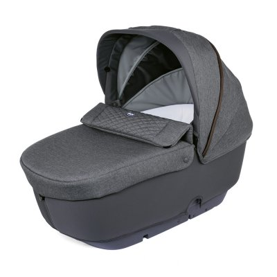 Pack poussette trio stylego up oasys bebecare cool grey Chicco