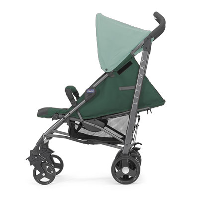 Poussette canne liteway 2 green Chicco