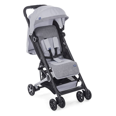 Poussette canne miinimo silver Chicco
