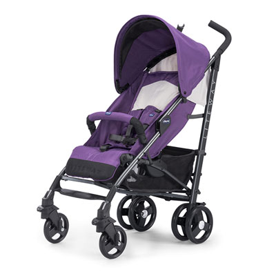 Poussette canne liteway 2 aster Chicco