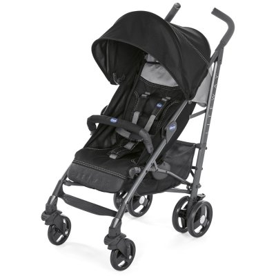 Poussette canne liteway 3 jet black Chicco