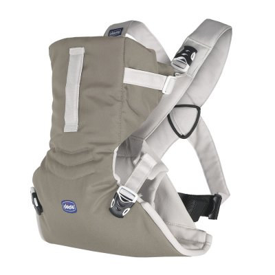 Porte-bébé easy fit dark beige Chicco