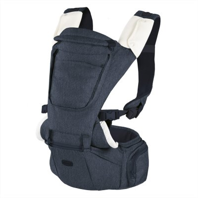 Porte bébé hip seat denim Chicco